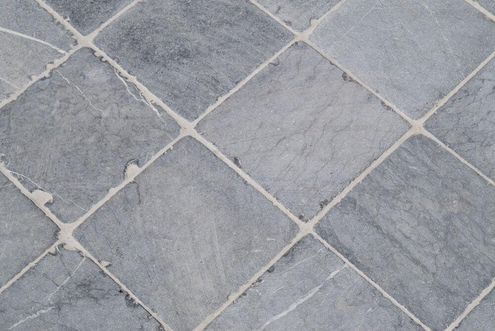 Terrastegels 20x20 - Vietnamese Hardsteen - Getrommeld