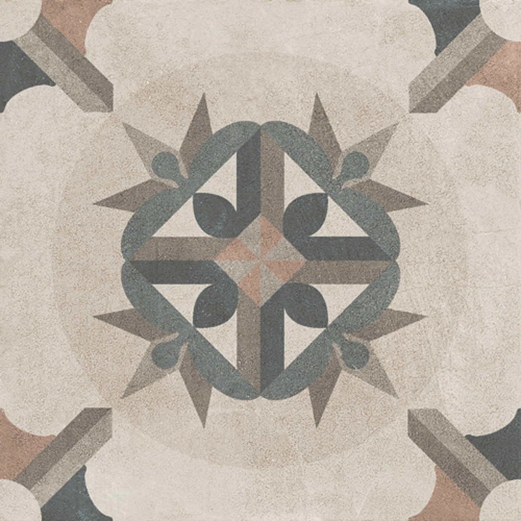 Portugese vloertegels - Patchwork Classic 01