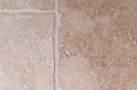 Travertin wandtegels - Beige Anticato Travertin - Getrommeld