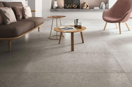 Industrieel look vloertegels - X-Beton Dot-50 Satinato