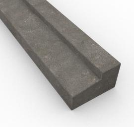 Chinees hardsteen buitendeurdorpel - 11,4 cm