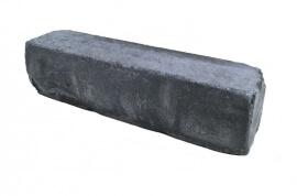 Stapelblokken - Beton Stapelblok Lava Grigio - Getrommeld