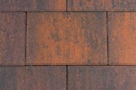 Betontegels 20x30 - Straksteen Paars GV 20x30