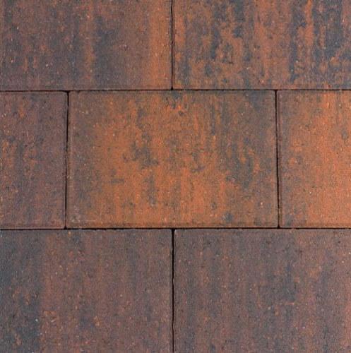 Betontegels 20x30 - Straksteen Paars GV