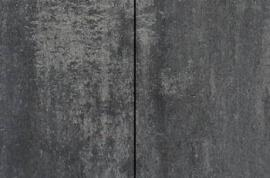 Metro Vlaksteen Grijs-zwart