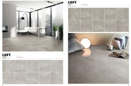 Wandtegels op kleur - Loft Dark Grey