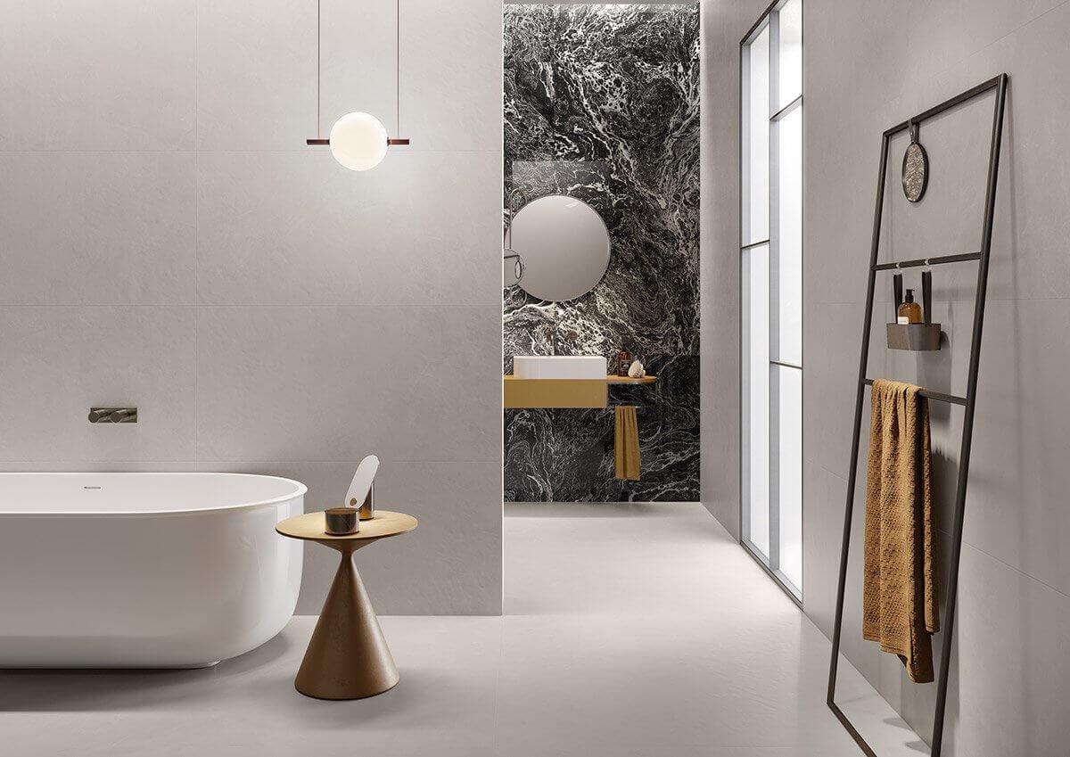 Wandtegels 120x120 - Insideart Pearl