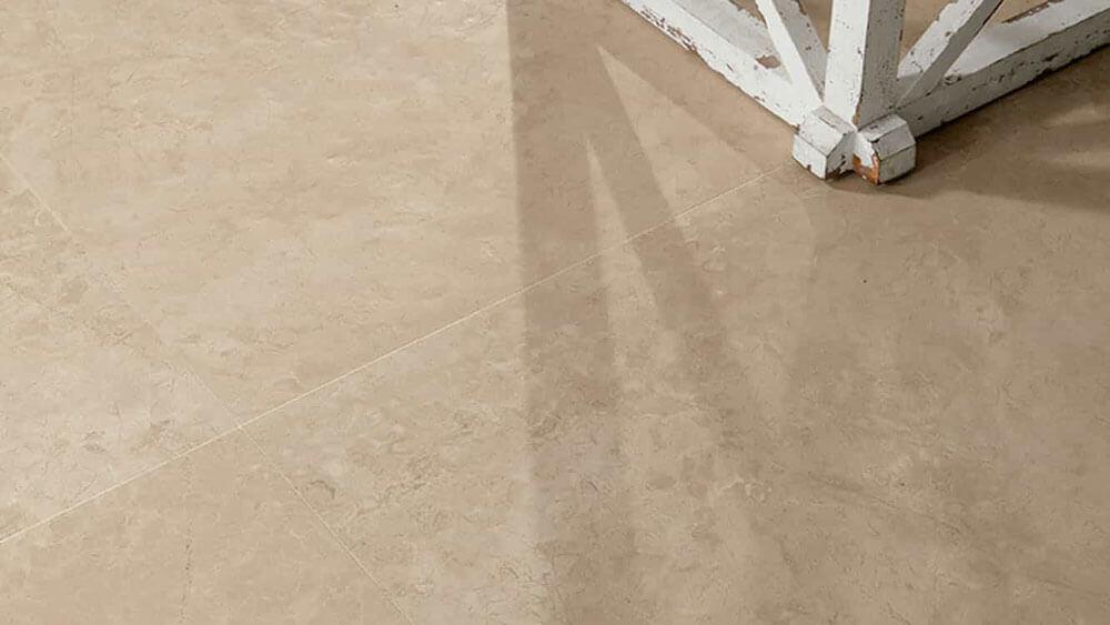 Vloertegels 25x130 - Marmocrea Beige Impero Krystal