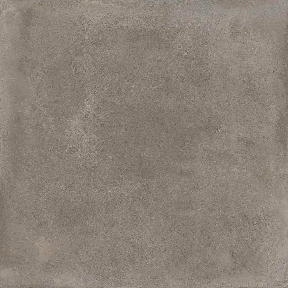 Taupe terrastegels - Cerasolid Concrete Mist