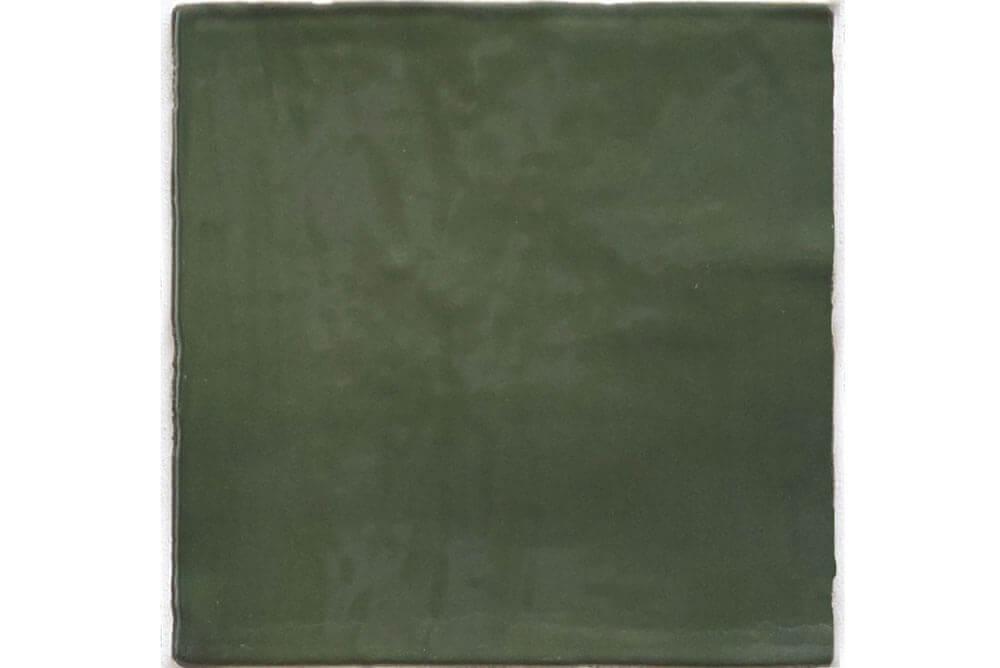 Wandtegels 13x13 - Fes Verde