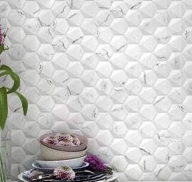 Keramische Mozaiek - Urban Statuario