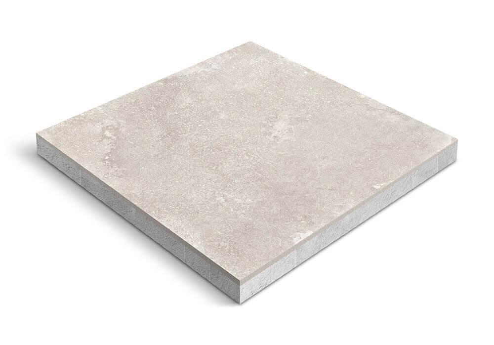 Keramiek op beton - CeraDeco Castello Beige
