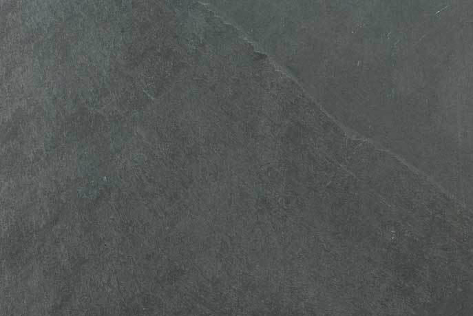 Natuursteen terrastegels - Leisteen Mustang Black - Getrommeld
