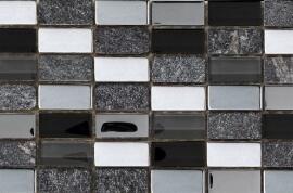 Keramische Mozaiek - Class Negro