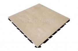 Waterdoorlatende terrastegels - X1 Concrete Beige