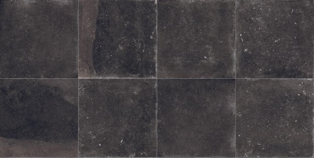 Wandtegels 100x100 - Evolution du Kronos Évo Noir