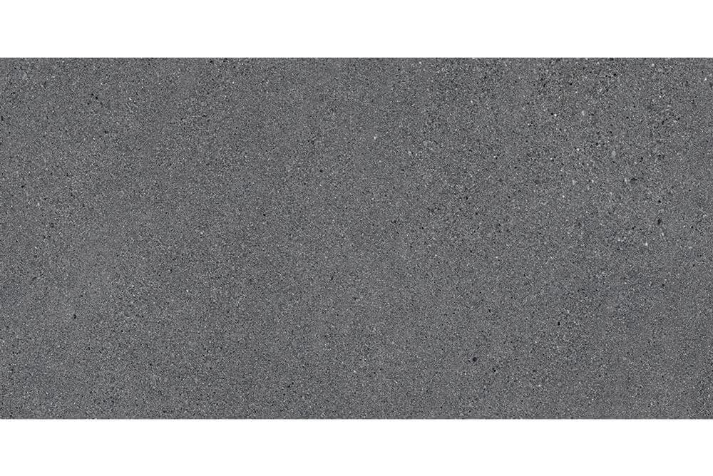 Vloertegels betonlook 90x90 cm - Grainstone Fine Dark - Lappato