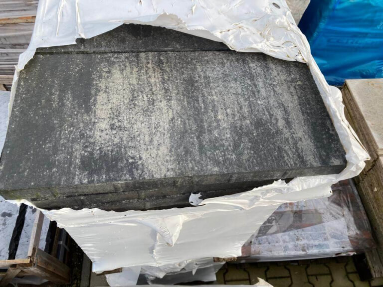 Betontegels 30x60 - Estetico Platinum Vlak - Restpartij