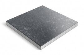 Keramiek op beton - CeraDeco Belga Scuro