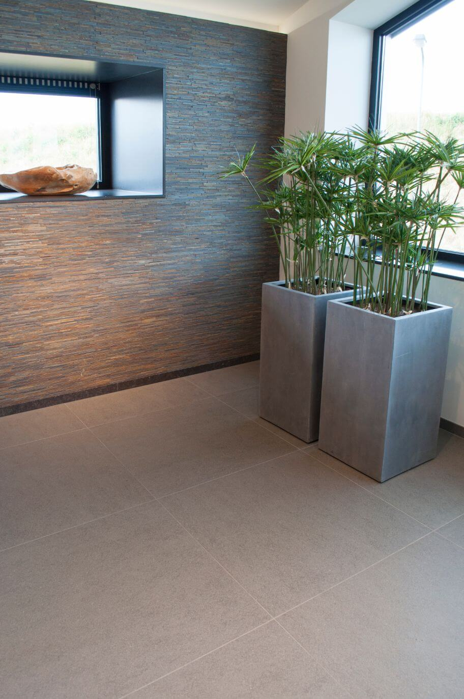Outlet wandtegels - Quarzite Ashgrey