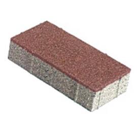 Terrastegels 5x20x5 - ZOAK Rood