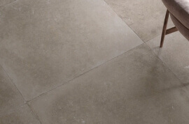 Terrastegels Travertin Look - Saint Etienne Beige