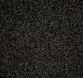 Black Pearl Graniet - Gepolijst
