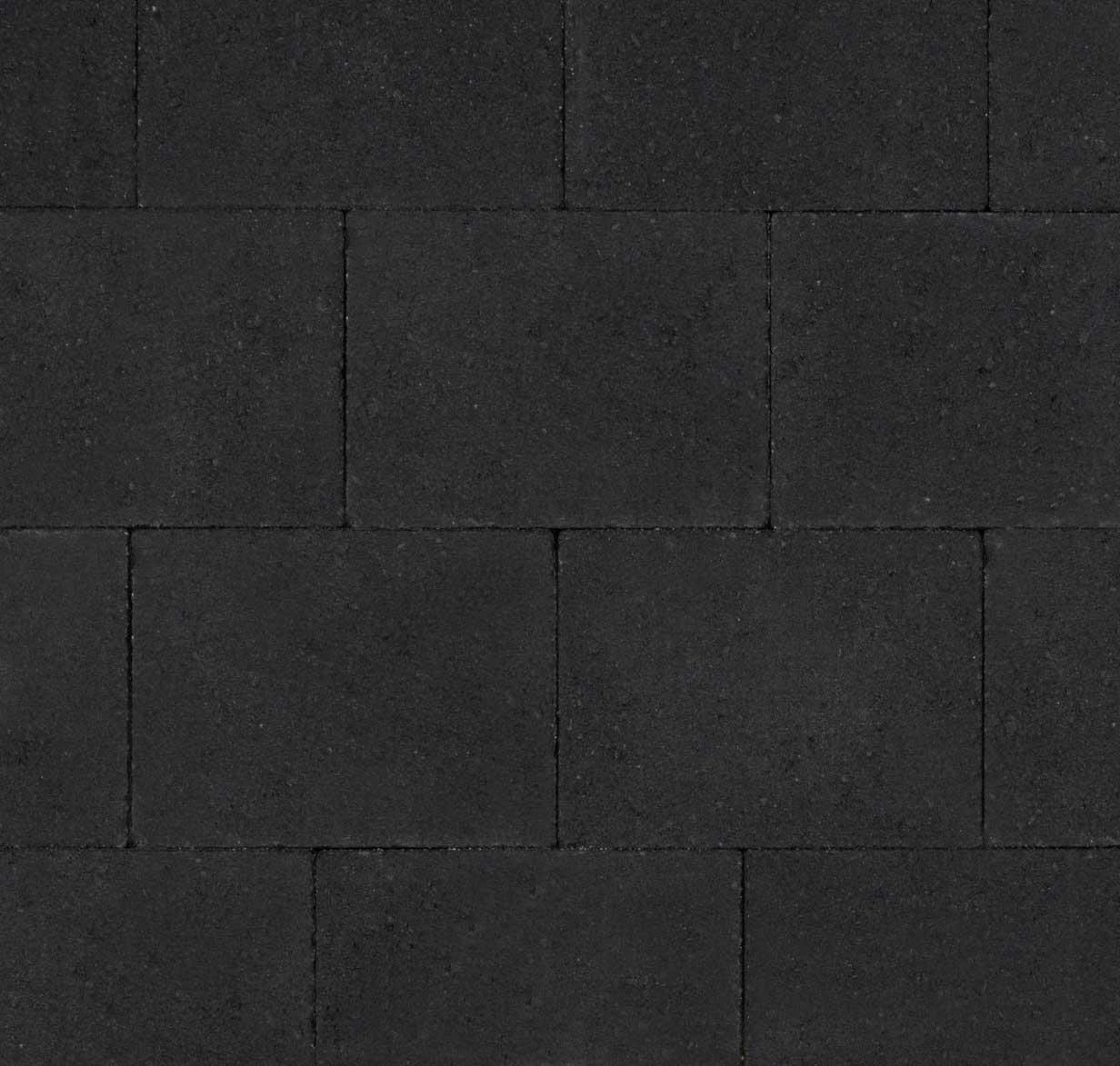 Betontegels 15x20 - Straksteen Antraciet