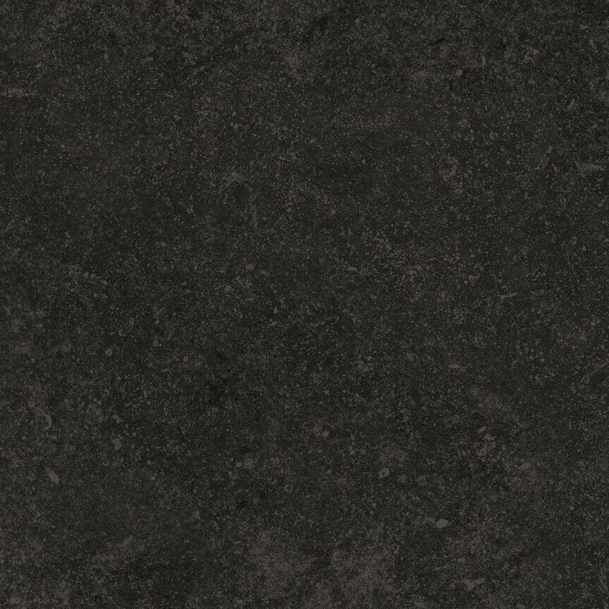 Terrastegels basalt look - Cerasolid Nature Fossile Cloudy Black