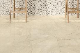 Vloertegels 75x150 - Marmorea2 Crema Avorio - Mat