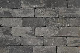 Stapelblokken - Wallblock Tumbled Zeeuws Bont