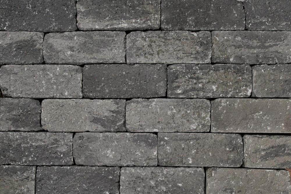 Tuin & bestrating - Wallblock Tumbled Zeeuws Bont