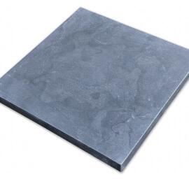 Paalmutsen - Chinees Hardsteen Paalmuts - Plat