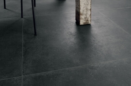 Wandtegels Beton Look - Evoke Nero