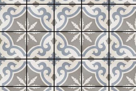 Vintage vloertegels - Cementine Retro 2