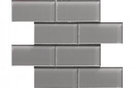 Grijze wandtegels - Metro Grey
