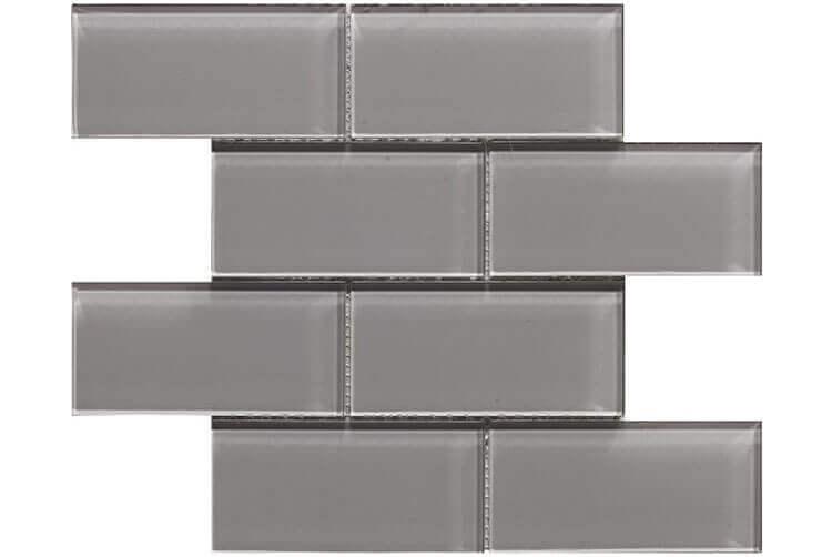 Keramische Mozaiek - Metro Grey