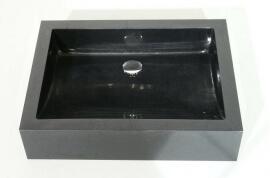 Granieten Wasbak Type 3 - 60 cm