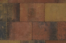 Betontegels 30x40 - Straksteen Bruin GV