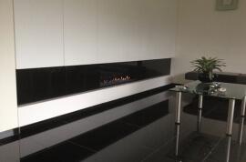 Vloertegels 30x60 - Absolute Black Graniet - Gepolijst