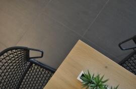 Vloertegels betonlook 60x60 cm - Progetto Grafite