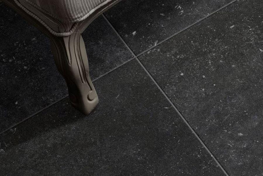 Wandtegels Hardsteen Look - Pierre D'Ardenne Noir (Binnen)