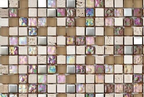 Mozaiek wandtegels - Zamora Duna