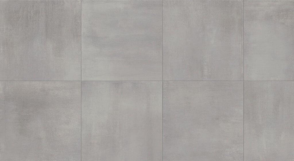 Vloertegels betonlook 90x90 cm - To Be Concrete Grigio