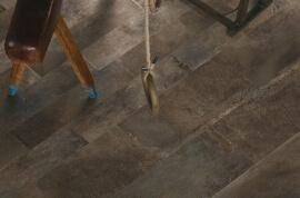 Wandtegels 120x120 - Temper Rust