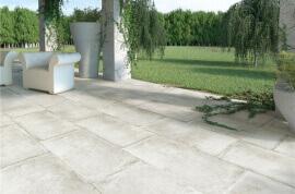 Terrastegels Beton Look - Naxos Esedra Olimpia