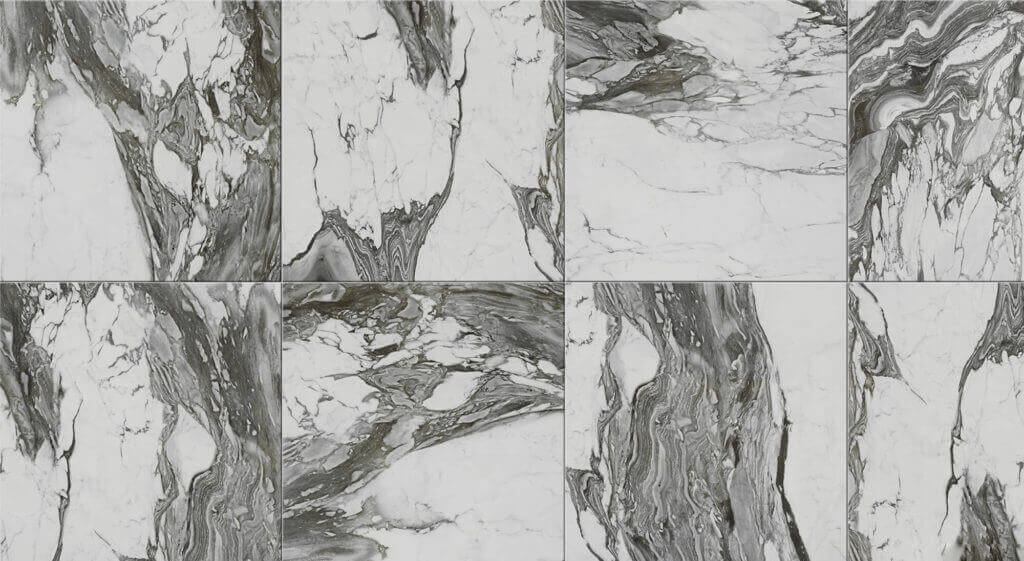 Witte wandtegels - To Be Marble Renoir - Natural