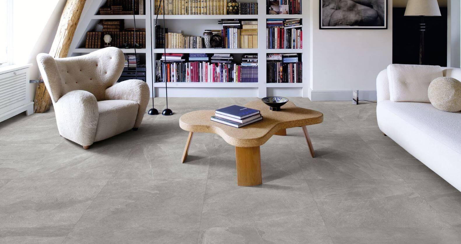 Vloertegels 45x90 - Cornerstone Slate Grey