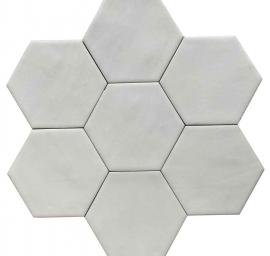 Tegels - Hexa Off White - Mat