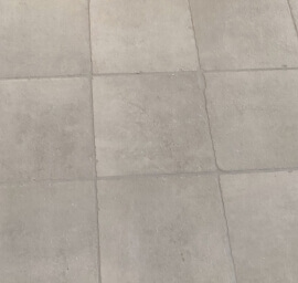 Getrommelde vloertegels - Space Light - Getrommeld